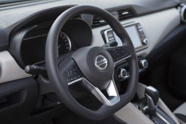 2020 Nissan Sunny Debuts at Dubai Motor Show 9