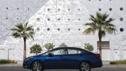 2020 Nissan Sunny Debuts at Dubai Motor Show 16