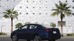 2020 Nissan Sunny Debuts at Dubai Motor Show 17