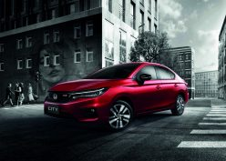 All New 2020 Honda City Debuts in Thailand 6