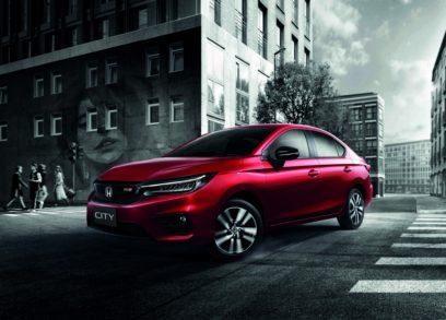 All New 2020 Honda City Debuts in Thailand 3