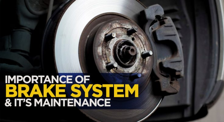 The Importance of Maintaining Your Vehicle Brakes 2