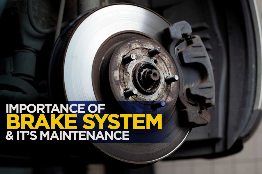 The Importance of Maintaining Your Vehicle Brakes 8
