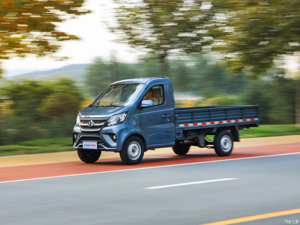 2020 Changan Star Commercial Pickup Launched in China 17