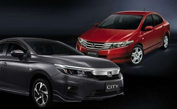 Local Honda City Becomes 2 Generations Old 31