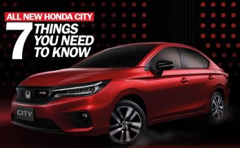 7 Things You Need to Know About All New 2020 Honda City 3