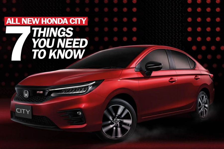 7 Things You Need to Know About All New 2020 Honda City 5