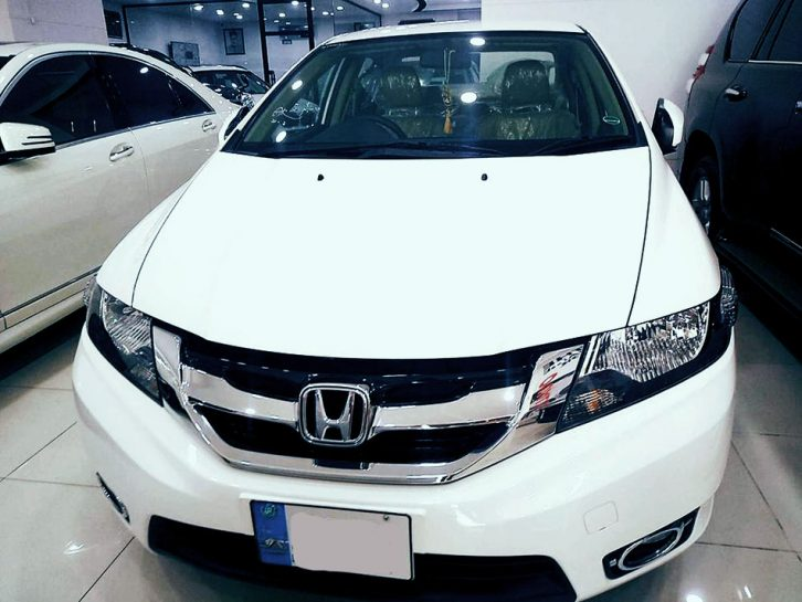 Local Honda City Becomes 11 Years Old 6