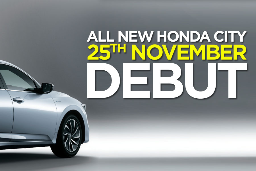 7th Generation Honda City to Debut on 25th November 9
