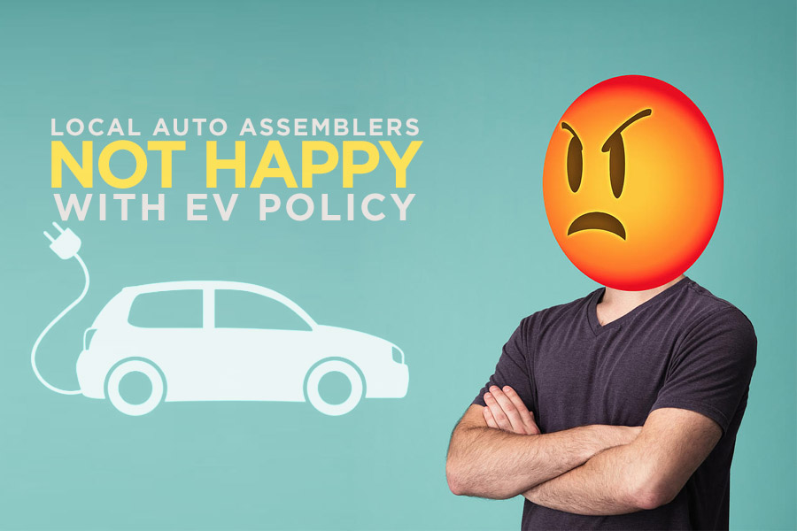 Local Auto Assemblers Not Happy With EV Policy 1