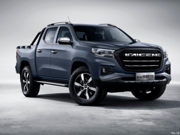 Changan Officially Launches Kaicene F70 Pickup Truck in China 7
