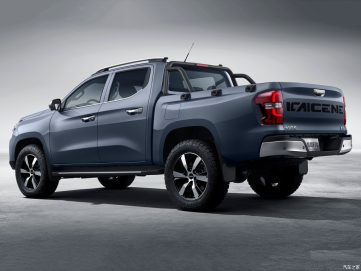 Changan Officially Launches Kaicene F70 Pickup Truck in China 6