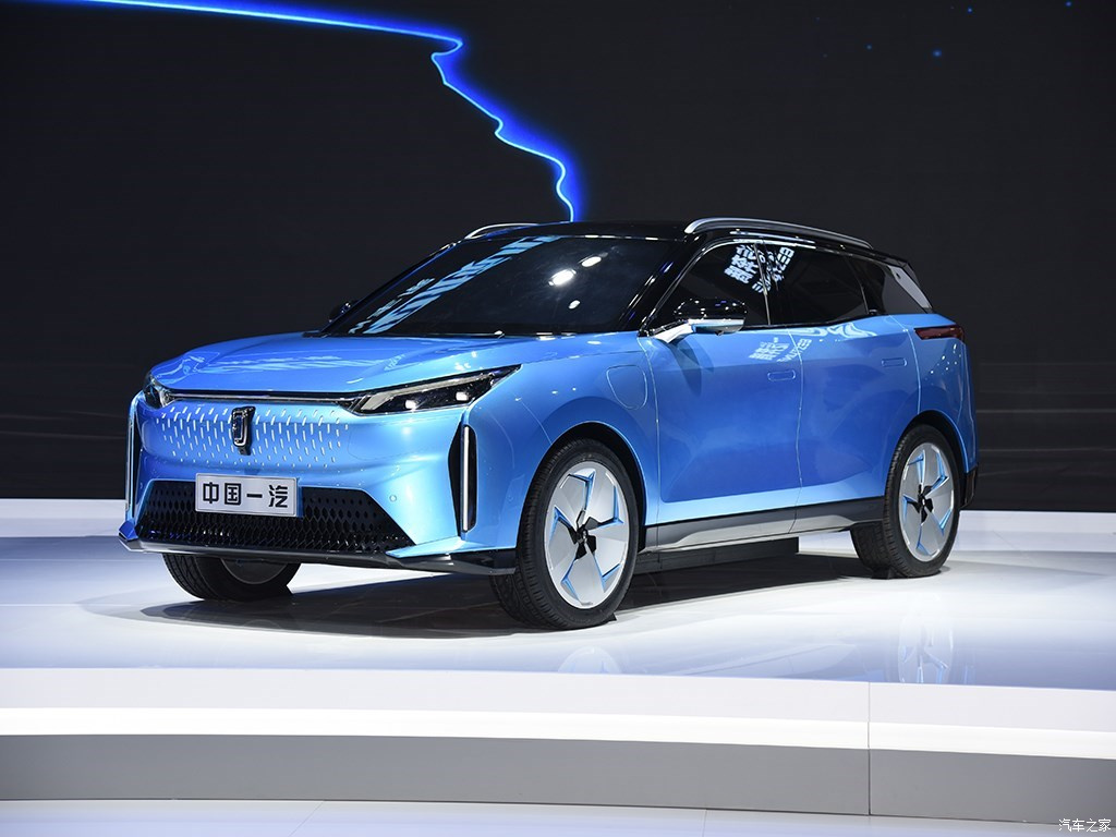 FAW Unveils Bestune C105 SUV at 2019 Guangzhou Auto Show 6