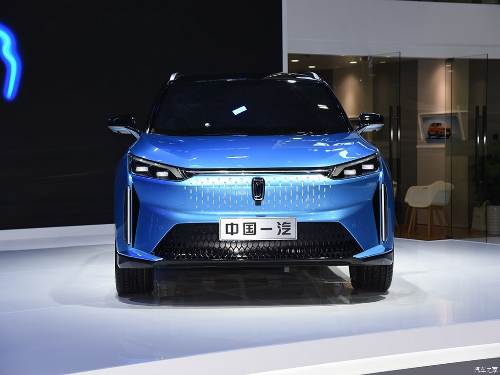 FAW Unveils Bestune C105 SUV at 2019 Guangzhou Auto Show 34
