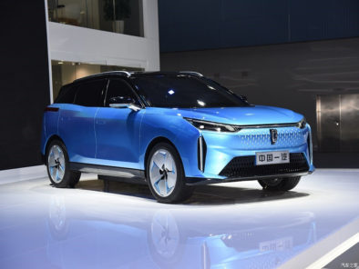 FAW Unveils Bestune C105 SUV at 2019 Guangzhou Auto Show 5