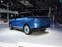 FAW Unveils Bestune C105 SUV at 2019 Guangzhou Auto Show 9