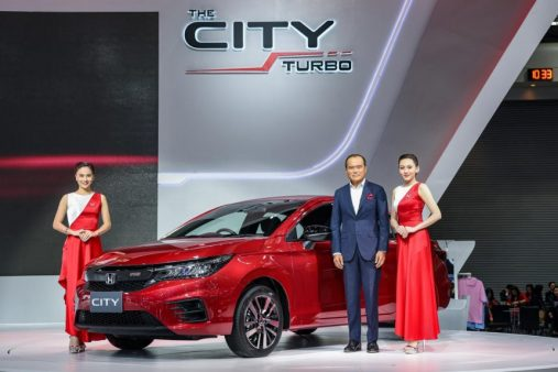 All New Honda City Displayed at 2019 Thai Motor Expo 9
