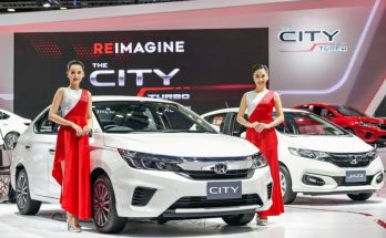 All New Honda City Displayed at 2019 Thai Motor Expo 1