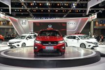 All New Honda City Displayed at 2019 Thai Motor Expo 10