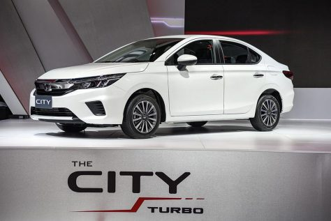 All New Honda City Displayed at 2019 Thai Motor Expo 3