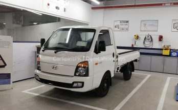 Hyundai-Nishat All Set to Launch Porter H-100 12