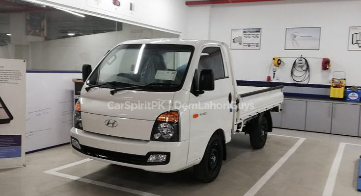 Hyundai-Nishat All Set to Launch Porter H-100 1