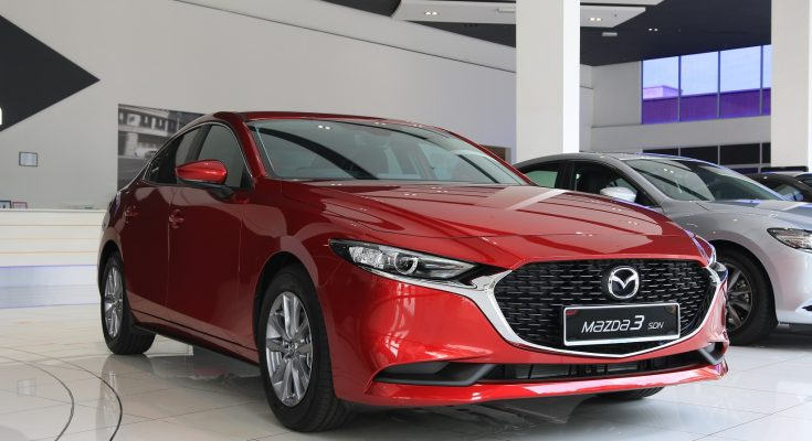 Mazda 3 Completes its Hat Trick- Third Award in a Month 2