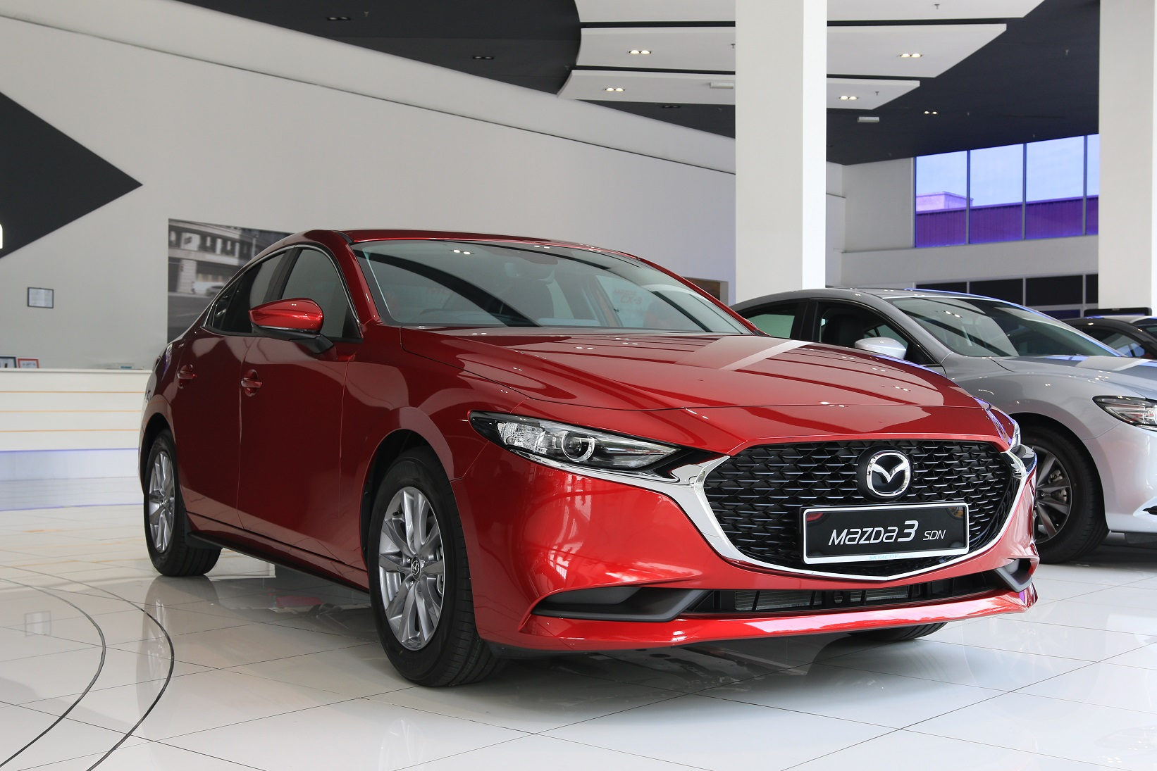 Mazda 3 Completes its Hat Trick- Third Award in a Month 9