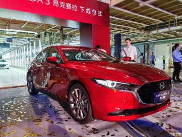 Mazda 3 Completes its Hat Trick- Third Award in a Month 3