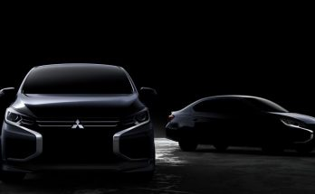 Mitsubishi Teases New Mirage & Attrage Ahead of Debut 41