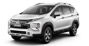 Mitsubishi Xpander Cross Revealed 2
