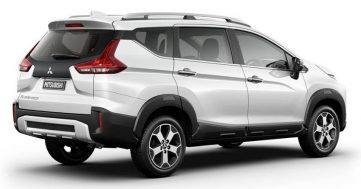Mitsubishi Xpander Cross Revealed 3