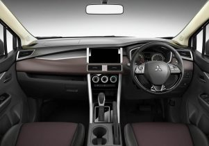 Mitsubishi Xpander Cross Revealed 4