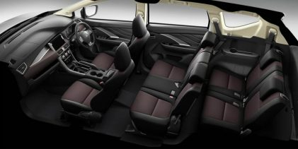 Mitsubishi Xpander Cross Revealed 5
