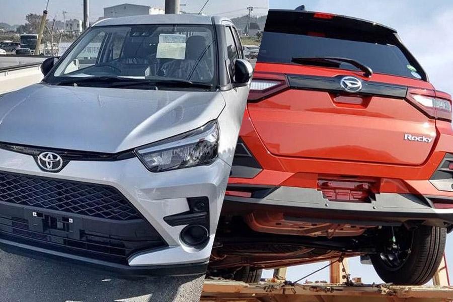 Toyota Raize/ Daihatsu Rocky Details Leaked Ahead of Debut 4