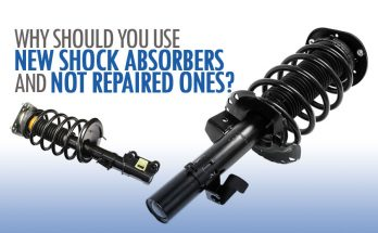 Why Should You Use a New Shock Absorber and NOT a Repaired One? 22