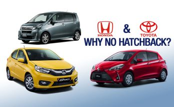 Toyota & Honda Suffering Due to Absence of Small Hatchbacks 60