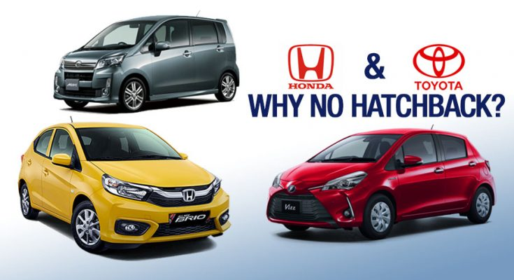 Toyota & Honda Suffering Due to Absence of Small Hatchbacks 1