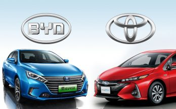 Toyota and BYD to Establish JV for Electric Vehicle Research and Development 9