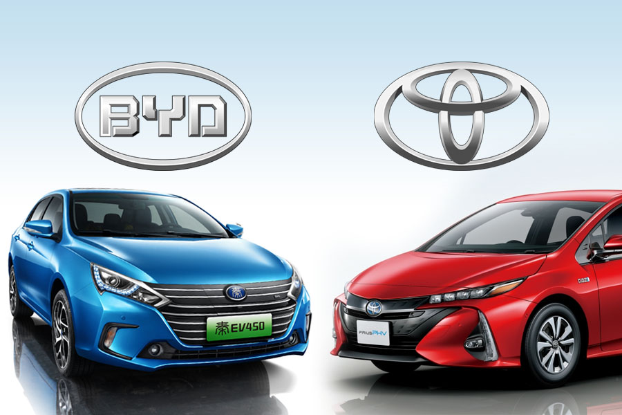 Toyota and BYD to Establish JV for Electric Vehicle Research and Development 2