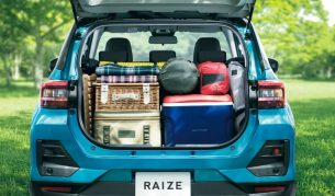 2020Toyota Raize Compact SUV Launched 7