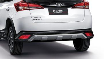 Toyota Yaris Updated in Thailand 7