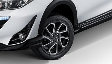 Toyota Yaris Updated in Thailand 5