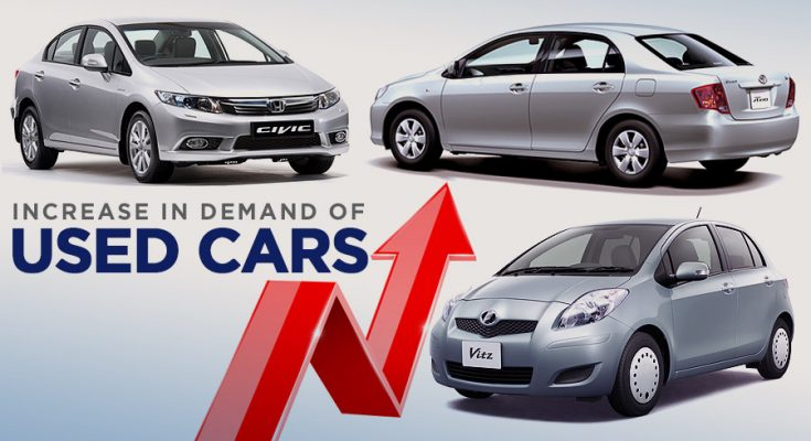 Increasing Demand of Second Hand Cars 2