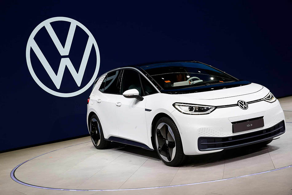 Volkswagen to Launch 75 EVs and 60 Hybrids by 2029 5