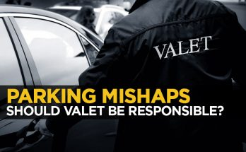 Parking Mishaps- Should Valet be Responsible? 12
