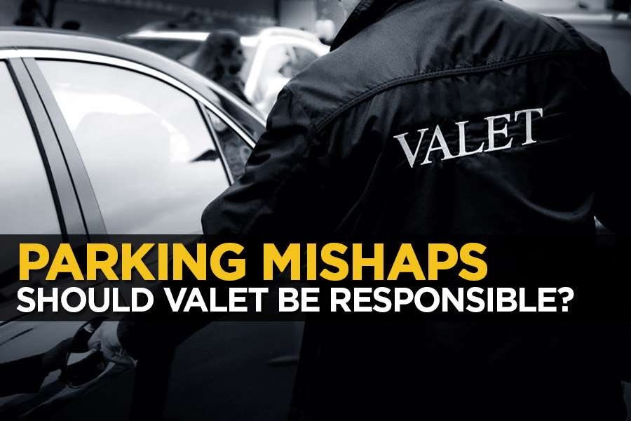 Parking Mishaps- Should Valet be Responsible? 7