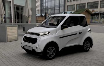 Russia to Launch World's Cheapest Electric Car in 2020 7