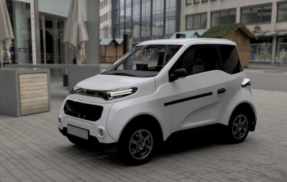 Russia to Launch World's Cheapest Electric Car in 2020 4