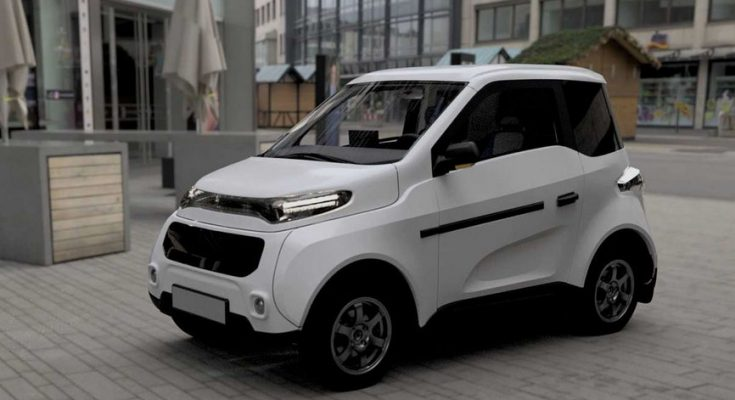 Russia to Launch World's Cheapest Electric Car in 2020 2